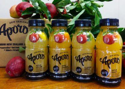 Aporo Juice Bottles